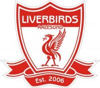Liverbirds Aalesund Logo